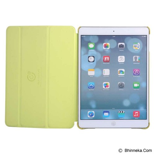 BASEUS Folio Case for Apple iPad Air [LTAPIPAD5-SL06] - Green - Casing Tablet / Case
